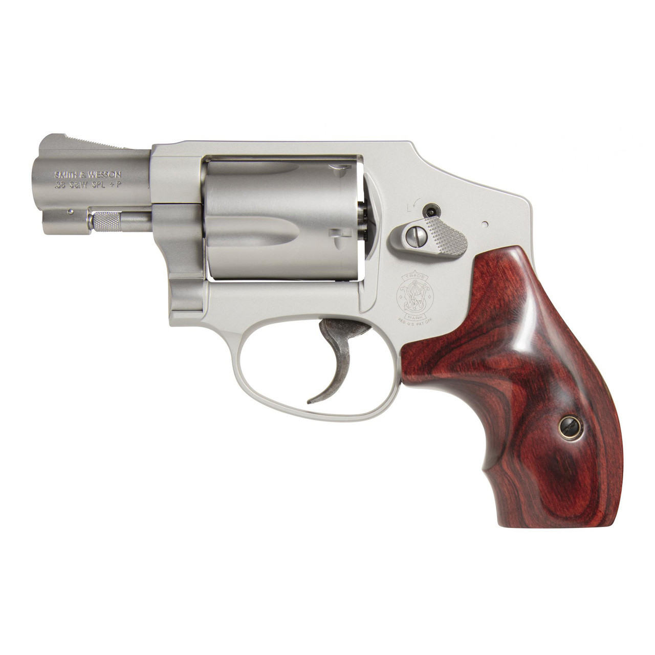 Smith Wesson Model 642 LadySmith, Small Revolver, 38 Special