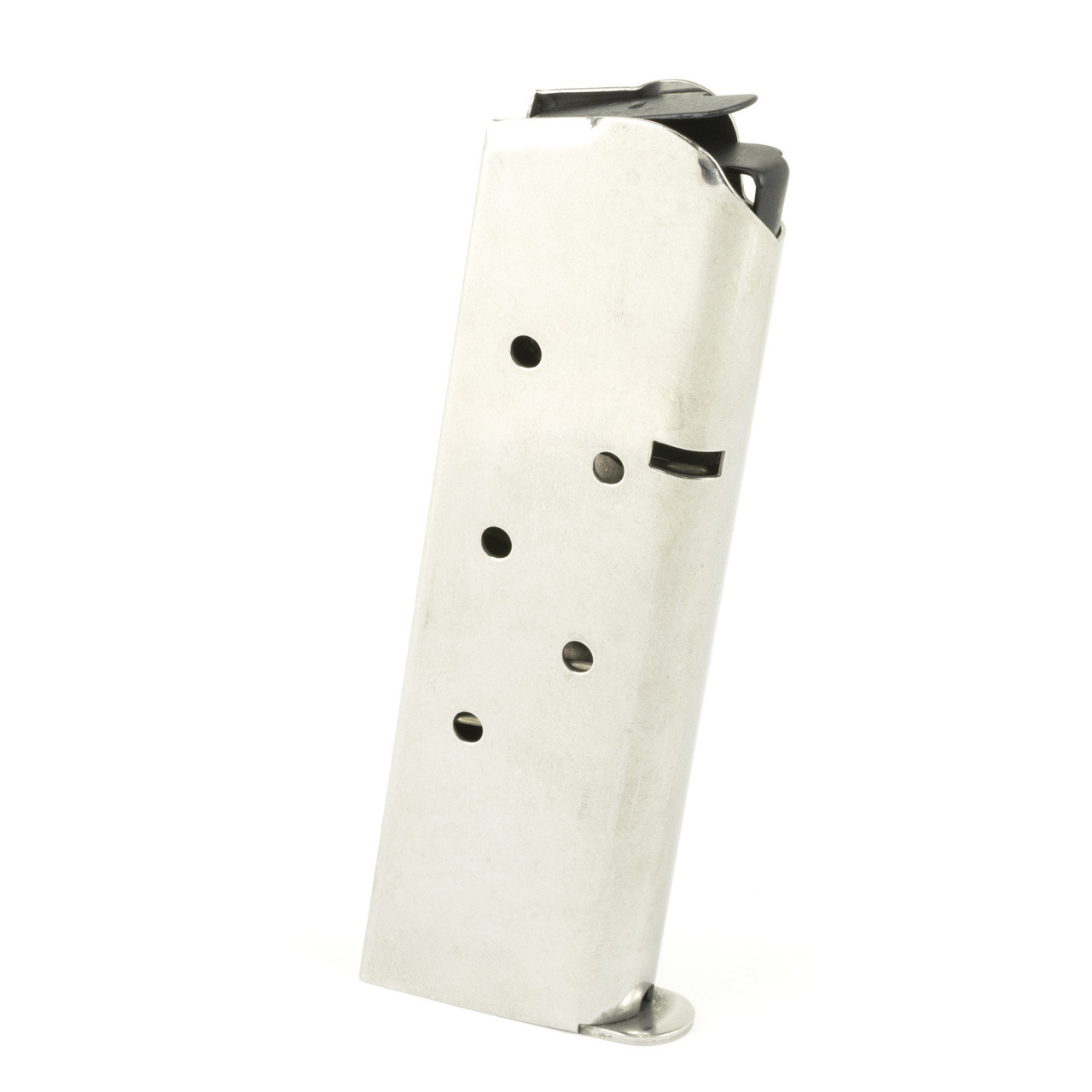 Ruger Magazine, 45 ACP, 7Rd, Stainless Finish, Fits Ruger SR1911 90366, UPC  :736676903665