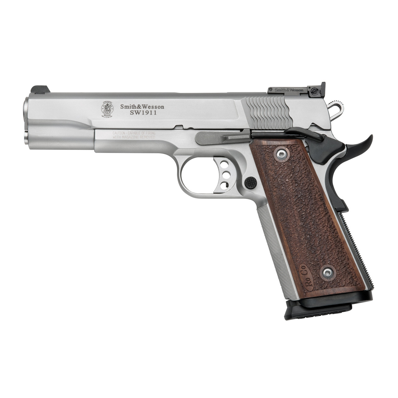 Smith Wesson 1911 Pro Series, Full Size, 9MM, 5