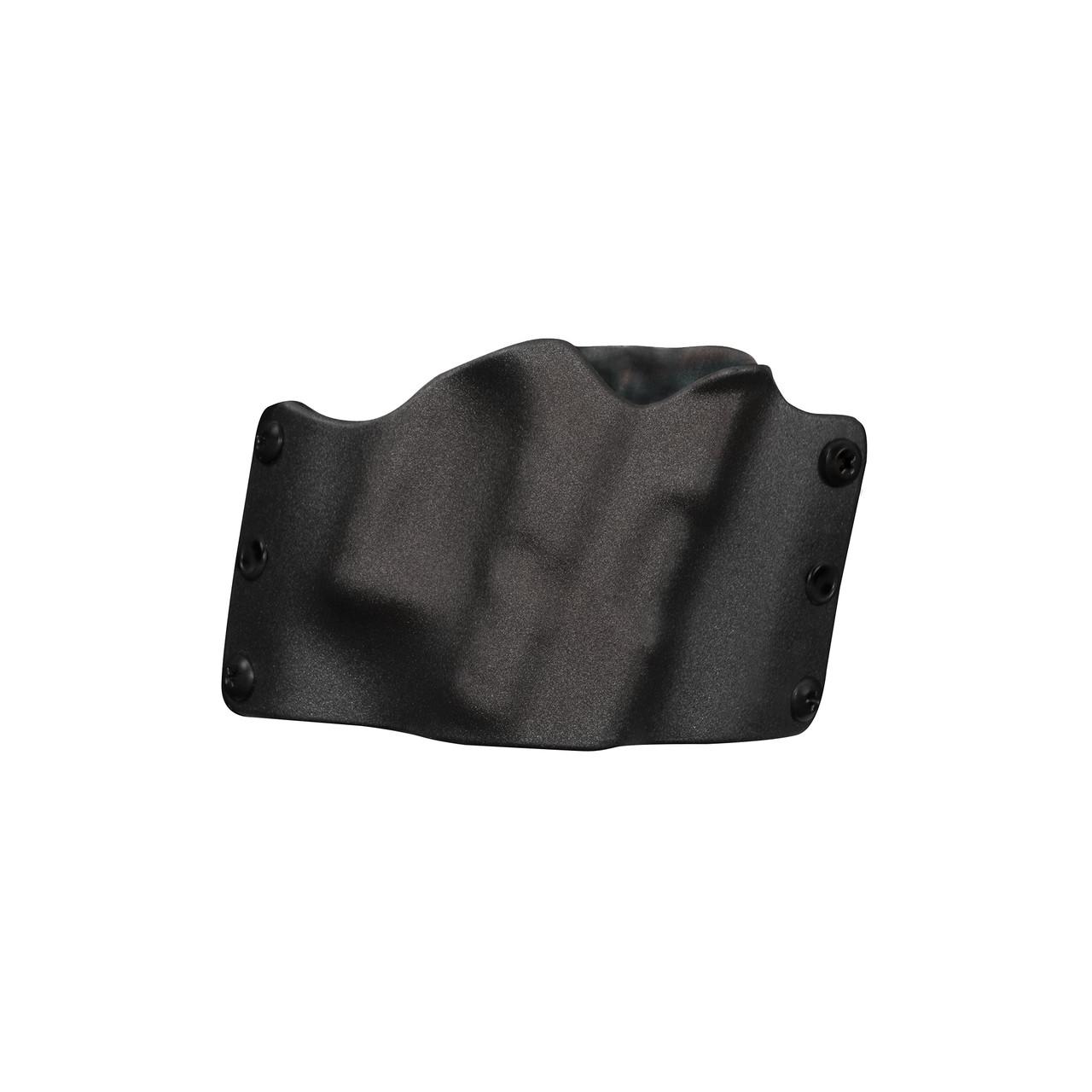 Stealth Operator Holster Compact Model, Open Bottom Muzzle, Fits Glock  17/19/20/26/30/34/40/41/43, HK P30/VP9, Ruger SR Series, 1911 Commander,  Sig