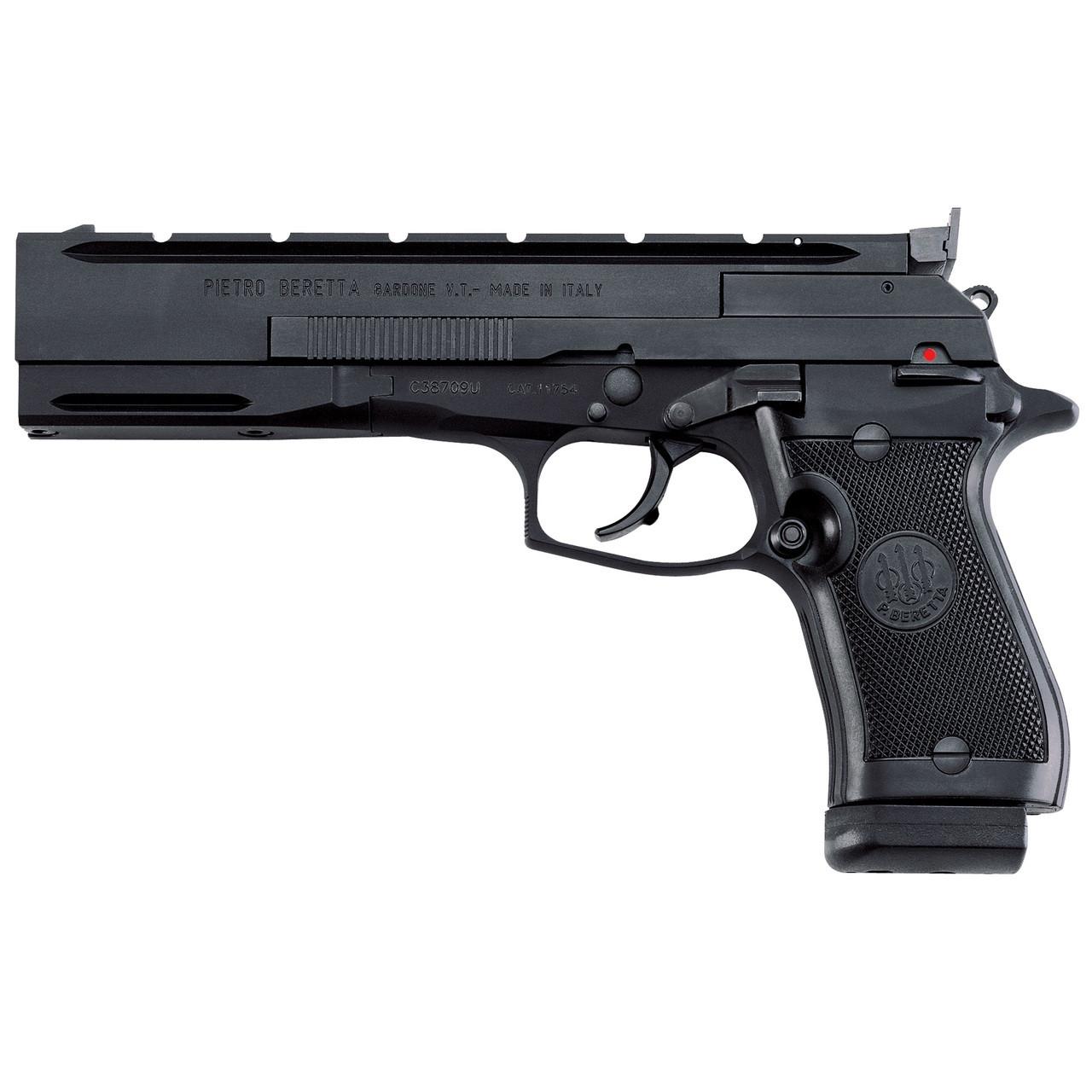 Beretta 87 Target Semi-Automatic, 22LR, 5 9