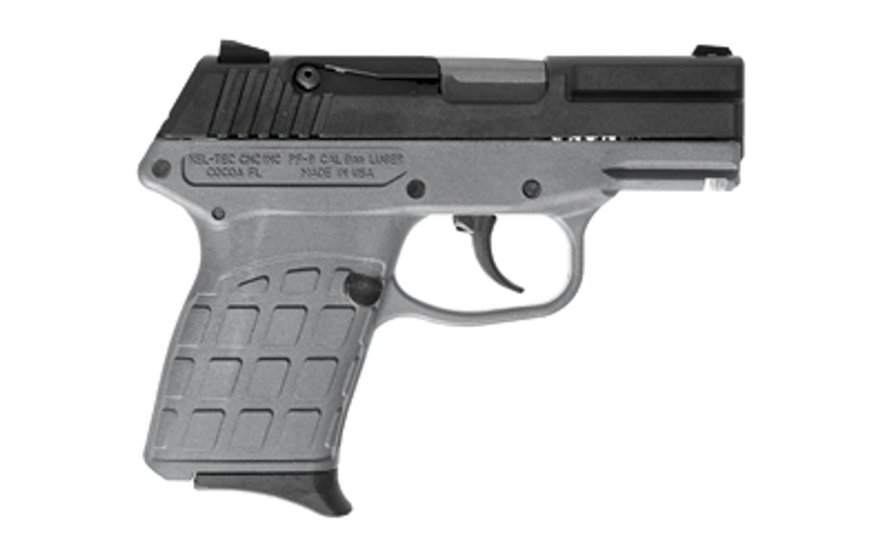 Kel-Tec PF-9, Compact, 9MM, 3 1