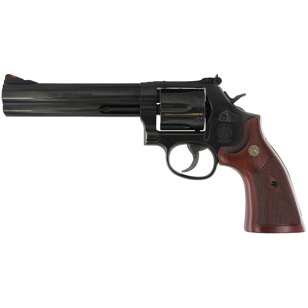 Smith Wesson Model 586, Medium Frame, 357 Magnum, 6