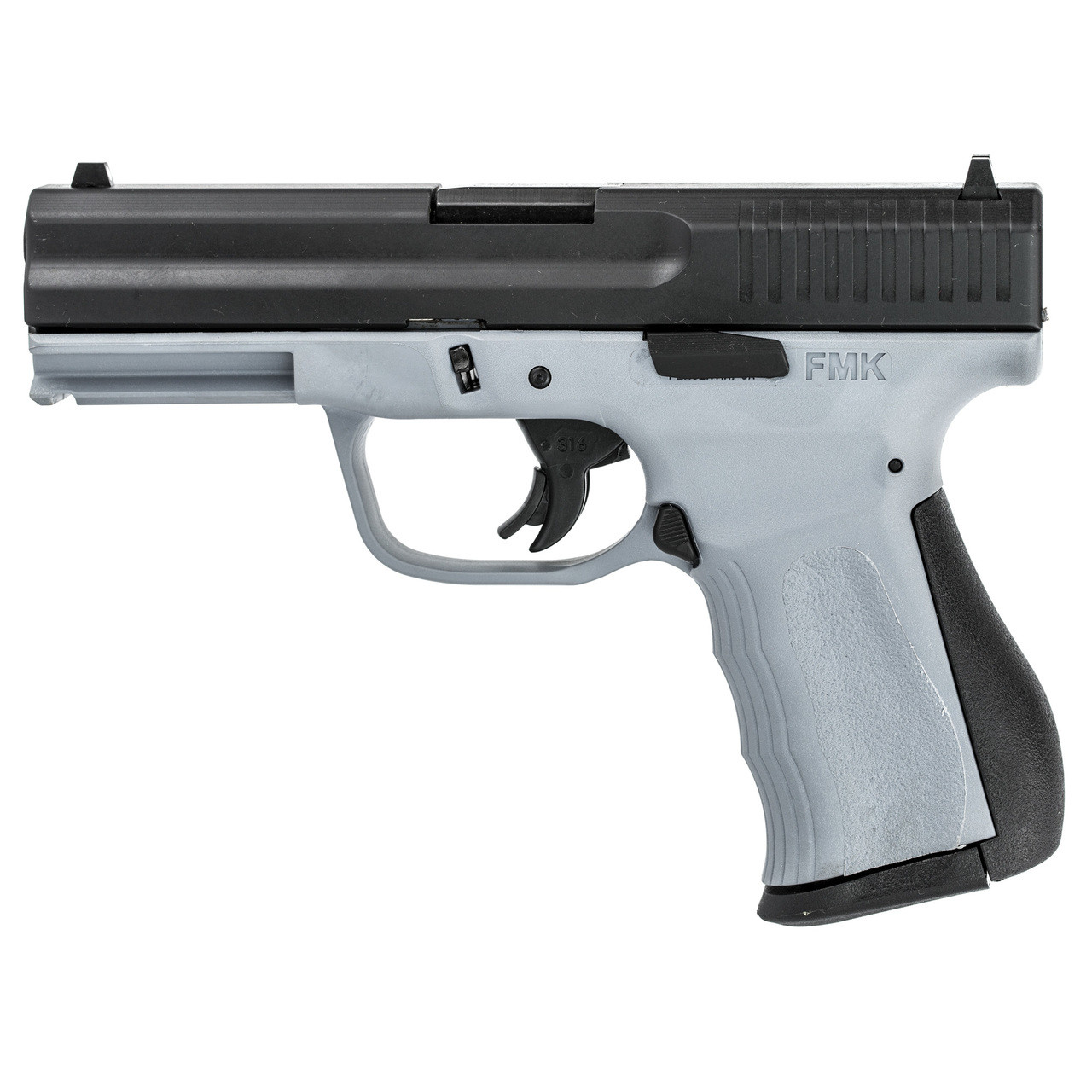 FMK Firearms 9C1 Gen 2, Striker Fired, Compact Pistol, 9MM, 4