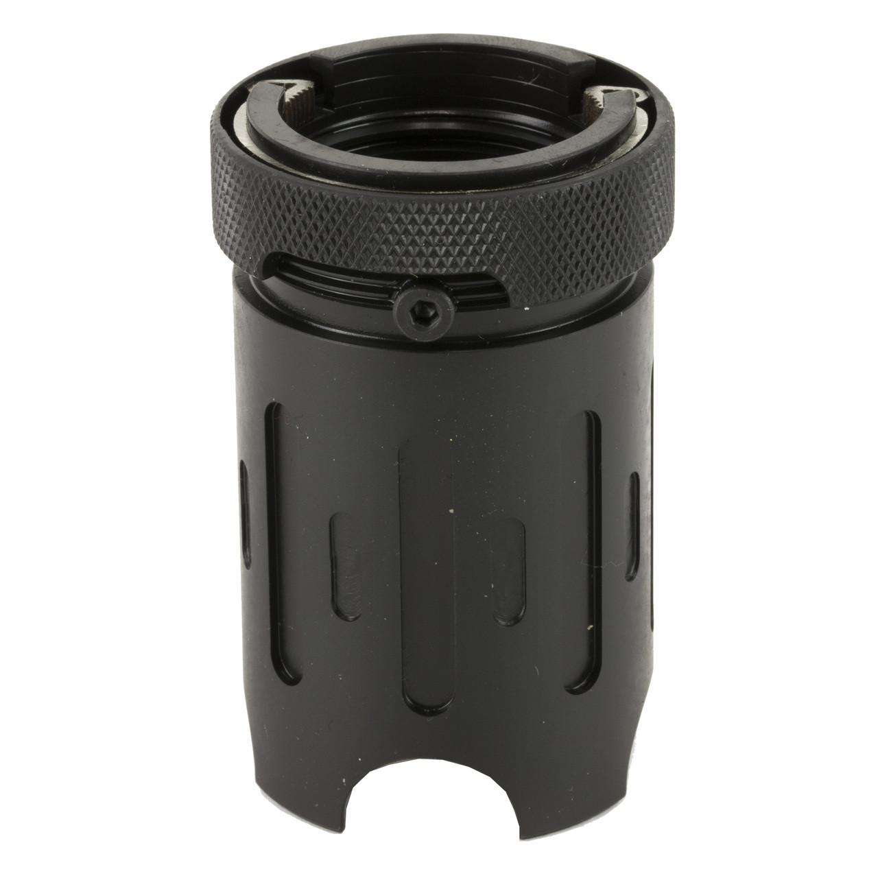 SilencerCo ASR Blast Shield, Black Finish AC1548, UPC :817272016956