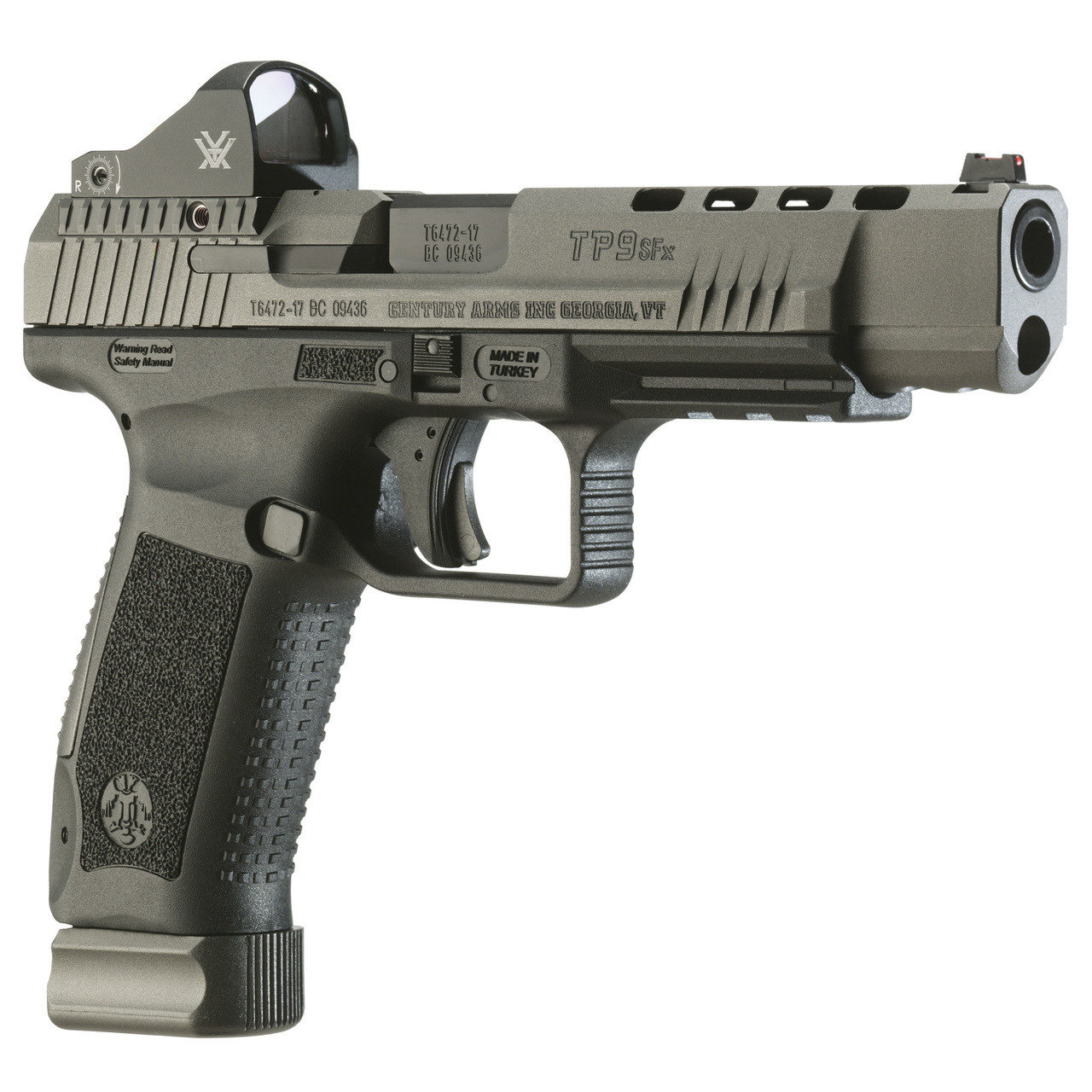 CANIK TP9SFx, Striker Fired, 9MM, 5 2
