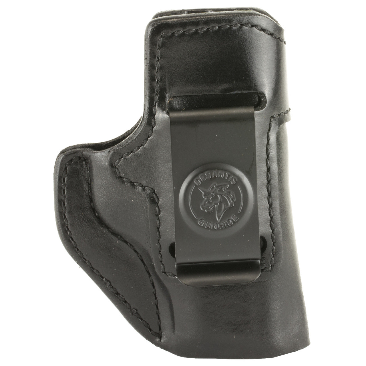 Desantis Inside Heat Inside the Pant, Fits Kahr 9/40, Right Hand, Black  Finish 127BAD6Z0, UPC :792695324379