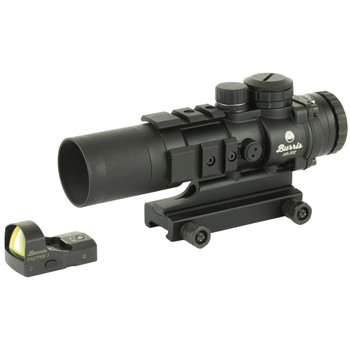 Burris AR Tactical Red Dot, 3X32, Ballistic CQ, Matte Finish, With FastFire 3 300177, UPC : 000381301772
