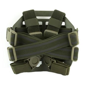 BLACKHAWK! Modular Drop-Leg S.T.R.I.K.E. Holster Platform, OD Green 432300POD, UPC :648018015052