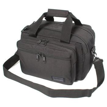 """BLACKHAWK! Sportster Deluxe Range Bag, 15""""x11""""x10"""", Black 74RB01BK, UPC :648018126222"""