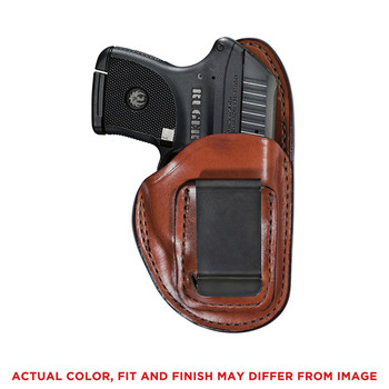 Bianchi Model #100 Professional Belt Holster, Fits Ruger SP101, Right Hand, Tan 19220, UPC : 013527192202