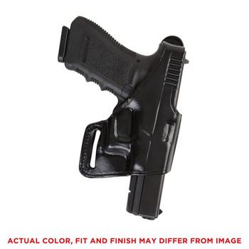 Bianchi Model #75 Venom, Belt Holster, Fits S&W Shield, Right Hand, Black 26118, UPC : 013527261182