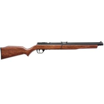 "Benjamin Sheridan Model 397, .177 Pellet, 19"" Barrel, Black Finish, Wood Stock, Pump Action, Single Shot, 800 Feet Per Second 397, UPC : 011482000662"