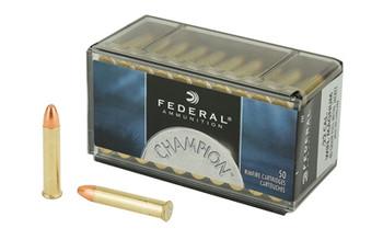 Federal GameShok, 22WMR, 40 Grain, Full Metal Jacket, 50 Round Box 737, UPC : 029465056032