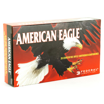 Federal American Eagle, 30-06, 150 Grain, Boat Tail, 20 Round Box AE3006N, UPC : 029465085322
