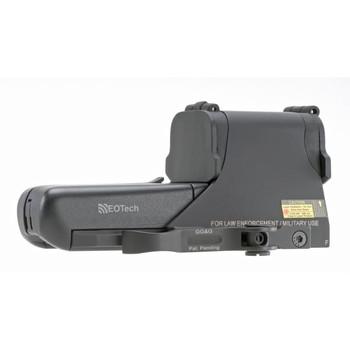 GG&G, Inc. Scopecover, Fits EOTech 512/552, Flip Lens Cover, Black GGG-1275, UPC :813157001062