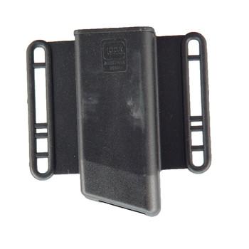 Glock OEM Single Magazine Pouch, Fits Glock 20,21, Ambidextrous, Black 03080, UPC :764503030802