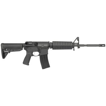 "Bravo Company Model 0, Semi-automatic, 223 Rem/556NATO, 16"" Barrel, 1:7 Twist, Carbine Length Gas System, Black Finish, BCM Mod 0 Stock, 30Rd, BCM Mod 4 Charging Handle, BCM Mod 3 Pistol Grip, PNT Trigger, Polymer Handguard, A2 Flash Hider BCM650-111"