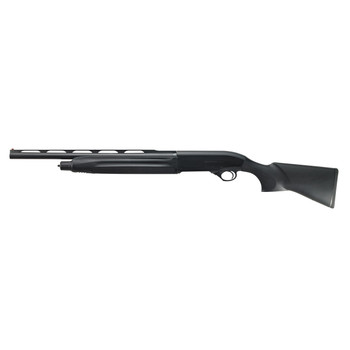"Beretta 1301 Competition, Semi-Automatic, 12 Gauge, 24"" Barrel, Black Finish, Synthetic Stock, Improved Cylinder, 5 Rounds J131C14N, UPC : 082442884752"