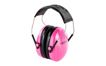 3M/Peltor Jr. Earmuff, Pink , NRR 22 97022, UPC : 078371970222