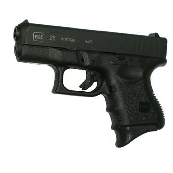 Pearce Grip Grip Extension, Fits Glock 26/27, Black PG26, UPC :605849200262
