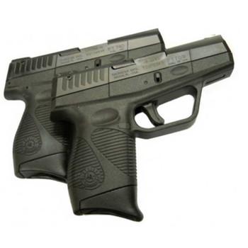 Pearce Grip Grip Extension, Fits Taurus 709/740, Black PGT709, UPC :605849500072