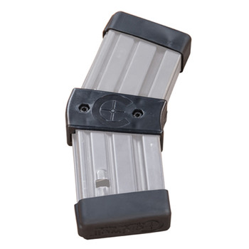 Caldwell AR-15 Magazine Coupler, Joins 2 Mil-Spec 10-Round AR-15 Magazines, 2 Pack, Black 390504, UPC :661120905042