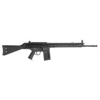 Century Arms C308, Semi-automatic, 308 Win, 16.5 Barrel, Black Finish, Pistol Grip, Excellent Condition, 20 Rounds RI2253-X, UPC :787450280762