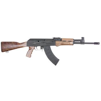 "Century Arms C39v2 Tactical, Semi-automatic, 7.62X39, 16.5"" Barrel, Highgrade Walnut Wood Stock, Side Mount Scope Rail, 1 30rd Magazine, Milled Receiver RI2880-N, UPC :787450458642"