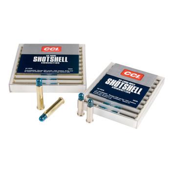CCI/Speer Shotshell 22LR, 31 Grain, Shotshell #12, 20 Round Box 39, UPC : 076683000392