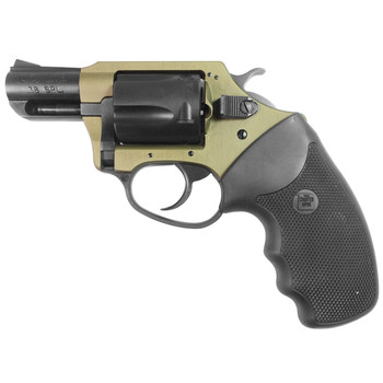 """Charter Arms Earthborn, Revolver, 38 Special, 2"""" Barrel, Aluminum Frame, Earthborn Finish, 5Rd, Fixed Sights 53863, UPC :678958538632"""