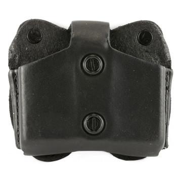 Desantis Double Magazine Pouch, Fits 45 Caliber, Ambidextrous, Black A01BJLLZ0, UPC :792695236382