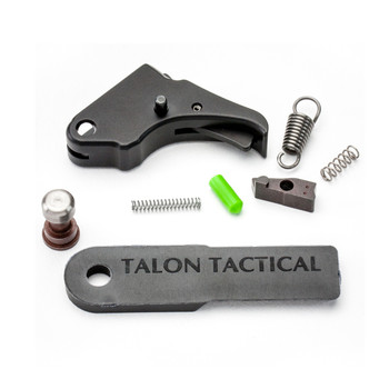 Apex Tactical Specialties Shield Action Enhancement Trigger And Duty Carry Kit For M&P Shield (9/40 only), Kit Includes -  Action Enhancement Trigger, Slave Pin, Fully Machined .45 Sear, Ultimate Striker Block, Striker Block Spring, Talon Tactical To