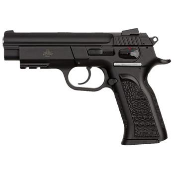 "Armscor MAPP FS, Full SIze, 9MM, 4.6"" Barrel, Polymer Frame, Matte Black Finish, Polymer Grips, Fixed Sights, 10Rd, 1 Magagzine 51655, UPC :4806015516552"