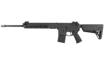 "Barrett REC7 Gas Piston, Semi-automatic, 223 Rem/556NATO, 18"" DMR Barrel, Gray Cerakote Finish, Magpul MOE Stock, 30Rd, MLOK Handguard 17093, UPC :816715019202"