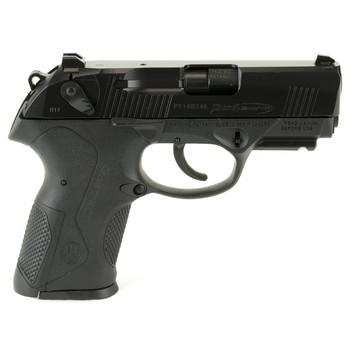 "Beretta PX4 Storm, Semi-automatic, Double Action, Compact Pistol, 40SW, 3.2"" Barrel, Polymer Frame, Black Finish, 12Rd, 2 Mags, Picatinny Rail, Ambidextrous, 3 Dot Sights JXC4F21, UPC : 082442154732"