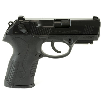 "Beretta PX4 Storm, Semi-automatic, Double Action, Compact Pistol, 40SW, 3.2"" Barrel, Polymer Frame, Black Finish, 12Rd, 2 Mags, Picatinny Rail, Ambidextrous, 3 Dot Sights JXC4F21, UPC : 082442154732"
