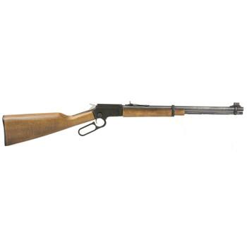 "Chiappa Firearms LA322 Take Down, Lever action, 22LR, 18.5"" Barrel, Black Finish, Wood Stock, Round Barrel, 15Rd, Adjustable Rifle Sights 9220-383, UPC :8053670717282"