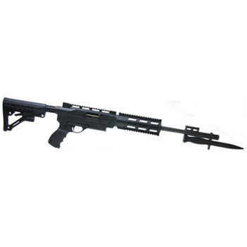 ProMag Archangel Stock, Fits 597 Rifle, 6 Position, Tactical Mag Release, Black AA597R, UPC :708279009112