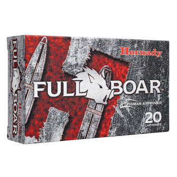 Hornady Full Boar, 300 Blackout, 110 Grain, GMX, Lead Free, 20 Round Box 80874, UPC : 090255808742