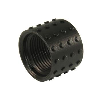 Backup Tactical Dots, Pistol Thread Protector, Black Finish, 1/2 x 28 RH DOTS-BLK, UPC :855909004242