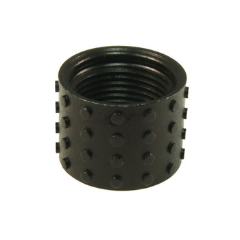 Backup Tactical Dots, Pistol Thread Protector, Black Finish, 1/2 x 28 RH DOTS-BLK, UPC :855909004242