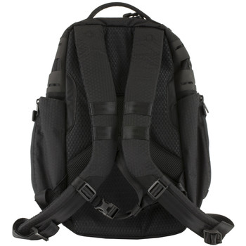 """Maxpedition Lithvore Backpack, 16""""X9""""X17"""", Fully Opening Main Compartment, Padded Shoulder Straps, Black LTHBLK, UPC :846909021322"""