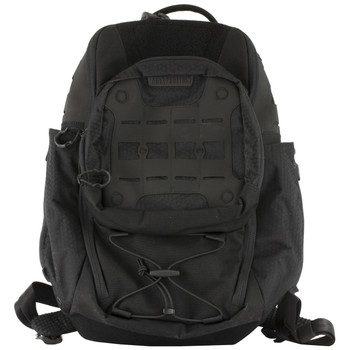 "Maxpedition Lithvore Backpack, 16""X9""X17"", Fully Opening Main Compartment, Padded Shoulder Straps, Black LTHBLK, UPC :846909021322"