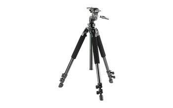 "Bushnell Tripod, Tripod, 60"", Black, Advanced 484030, UPC : 029757784032"