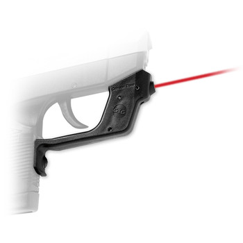 Crimson Trace Corporation Laserguard, Fits Taurus TCP, Black LG-407, UPC :610242001002