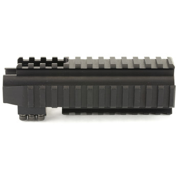 Ergo Grip Rail, Fits AR/M4,Stand-alone Rail System, Black ERGO LowPro Rail Covers 4850, UPC :874748004442