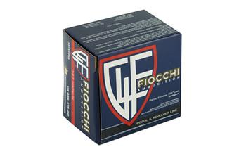 Fiocchi Ammunition Centerfire Pistol, 357MAG, 158 Grain, XTP, 25 Round Box 357XTP25, UPC :762344710532