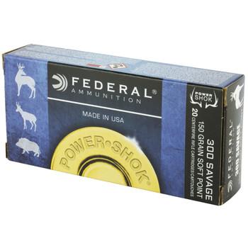 Ammunition - Centerfire Rifle Ammunition - 300 Savage - Global Ordnance