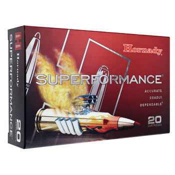 Hornady Superformance, 30-06, 180 Grain, GMX, Lead Free, 20 Round Box 81187, UPC : 090255811872